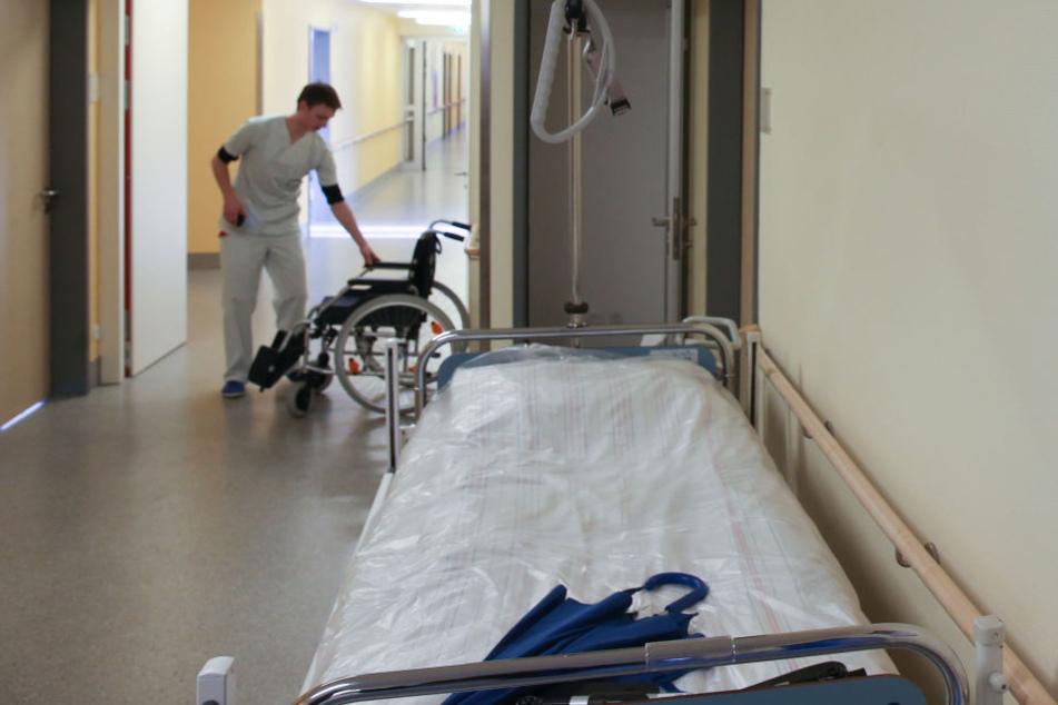 Ein Mann hat am Samstagmorgen ein Mädchen im Hamburger Asklepios Krankenhaus missbraucht.