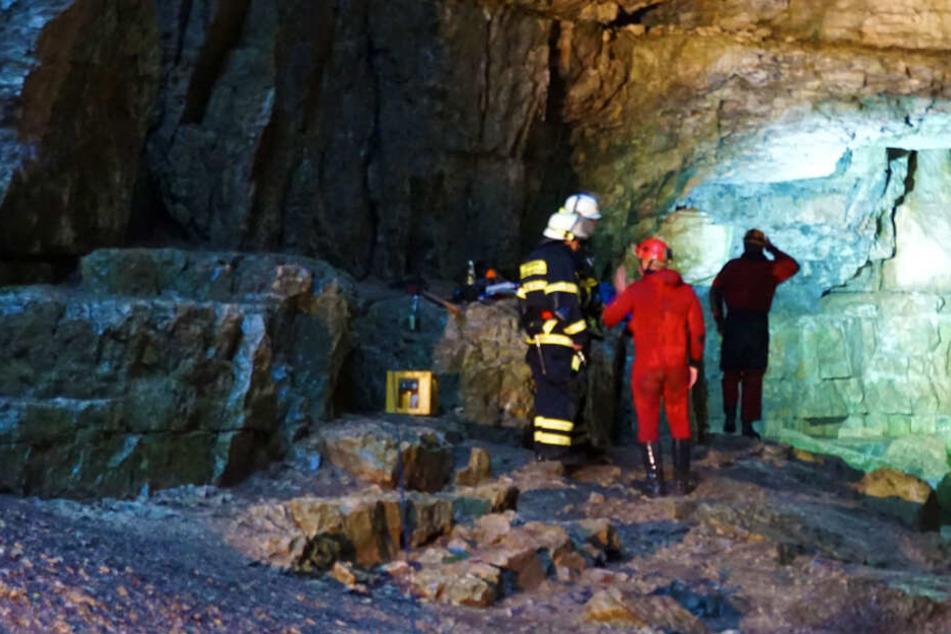 Stuttgart: Überschwemmungs-Drama in Falkensteiner Höhle: Gemeinde bekommt die Kosten ersetzt