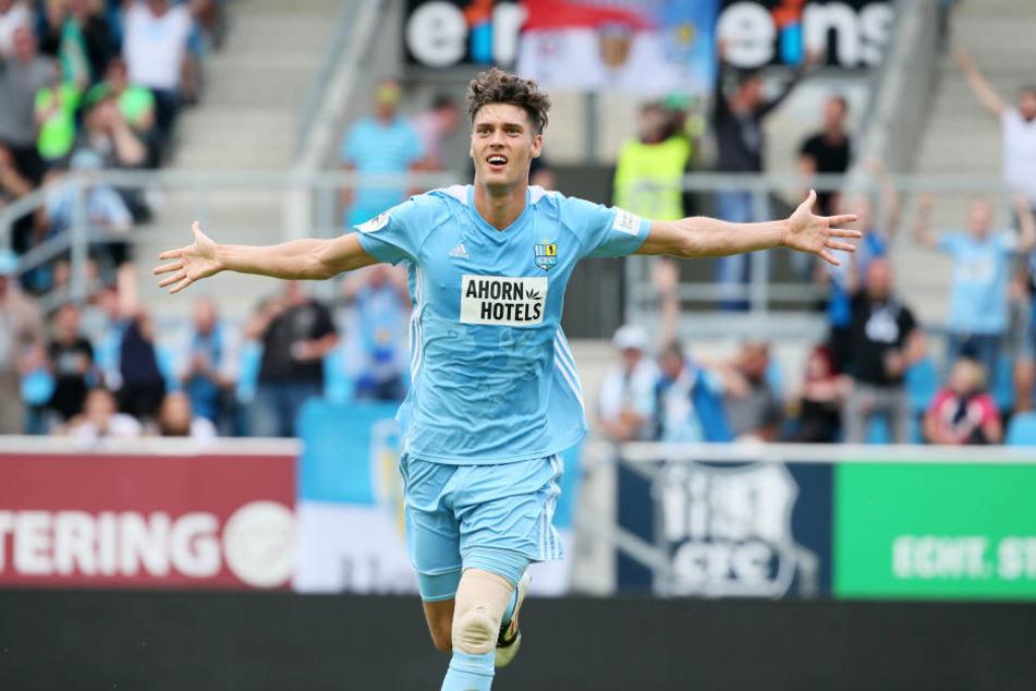 Bleibt Miroslav Slavov beim Chemnitzer FC?