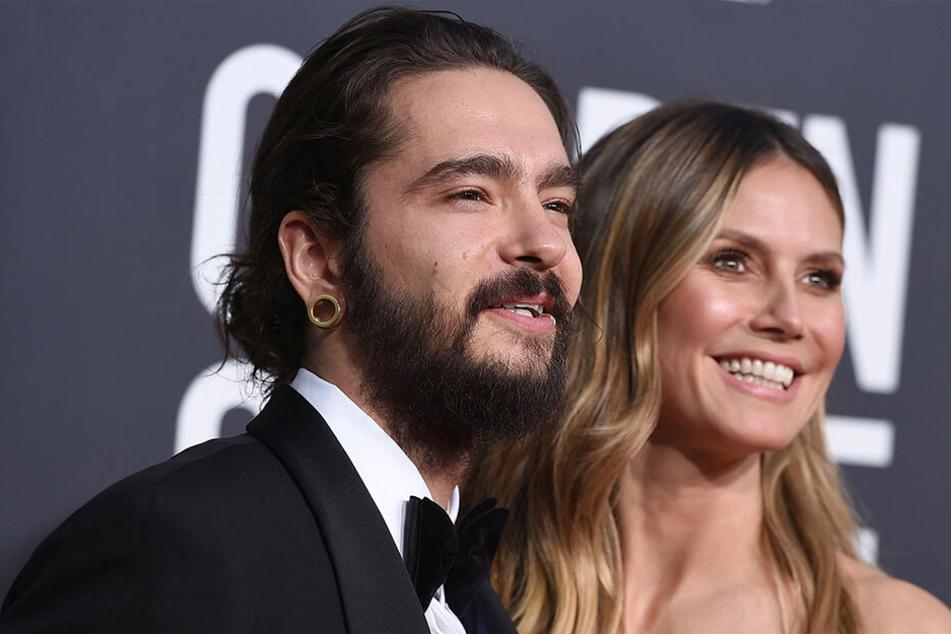 Bill traute sie: Ehe von Heidi und Tom Kaulitz ein Fake?