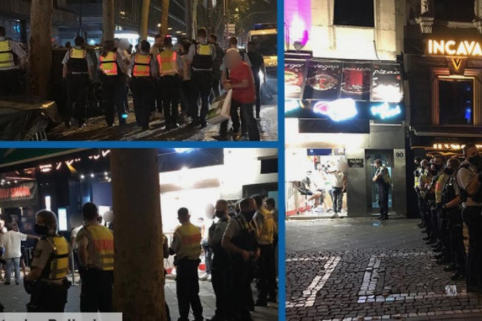 Köln: Verstöße gegen Corona-Regeln in Köln: Goa-Party mit 600 Menschen aufgelöst!