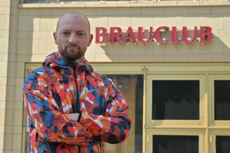 Brauclub in Gefahr: Geschäftsführer Francesco Karnapp (34).