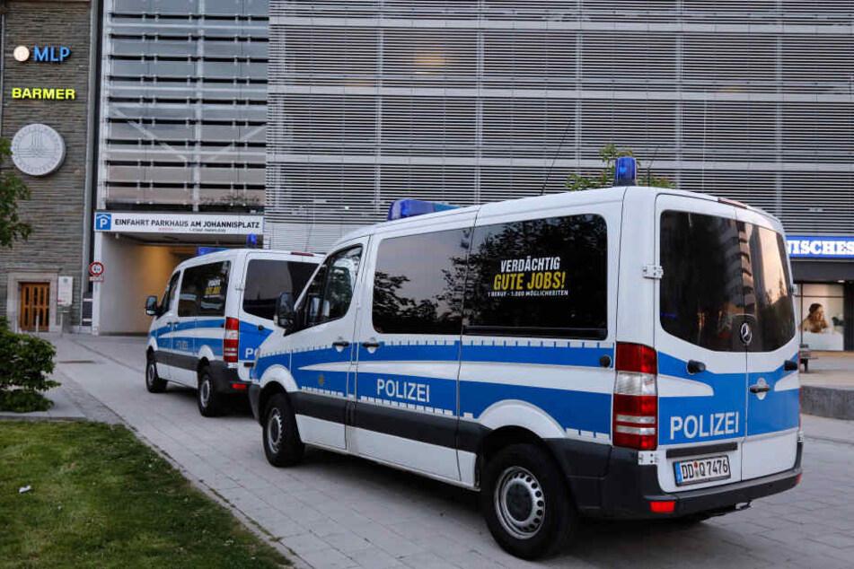 Am Johannisplatz in Chemnitz sind am Donnerstag zwei Mädchen belästigt worden (Archivfoto).