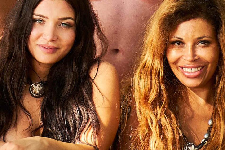 Melody Haase und Patricia Blanco unzertrennliche Freunde fürs Leben.