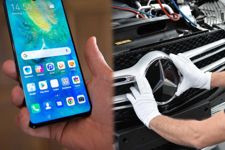 Online-Push: Mit wenigen Klicks zum neuen Daimler