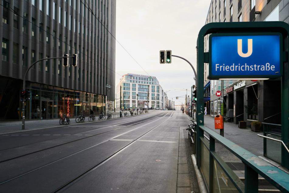 Coronavirus in Berlin: Hunderte Polizisten über Ostern unterwegs