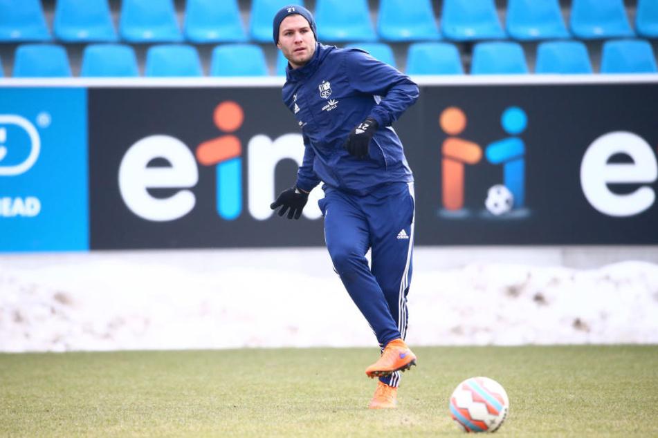 Am Sonnabend könnte Berkay Dabanli sein Startelf-Debüt beim CFC geben.