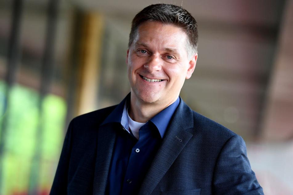 Oliver Ruhnert ist seit Sommer 2018 neuer Geschäftsführer Profifußball beim 1. FC Union Berlin.