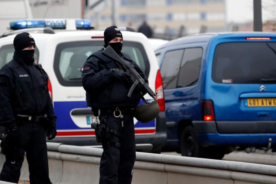Terror-Anschlag in Straßburg: So schaut es jetzt an der deutschen Grenze aus