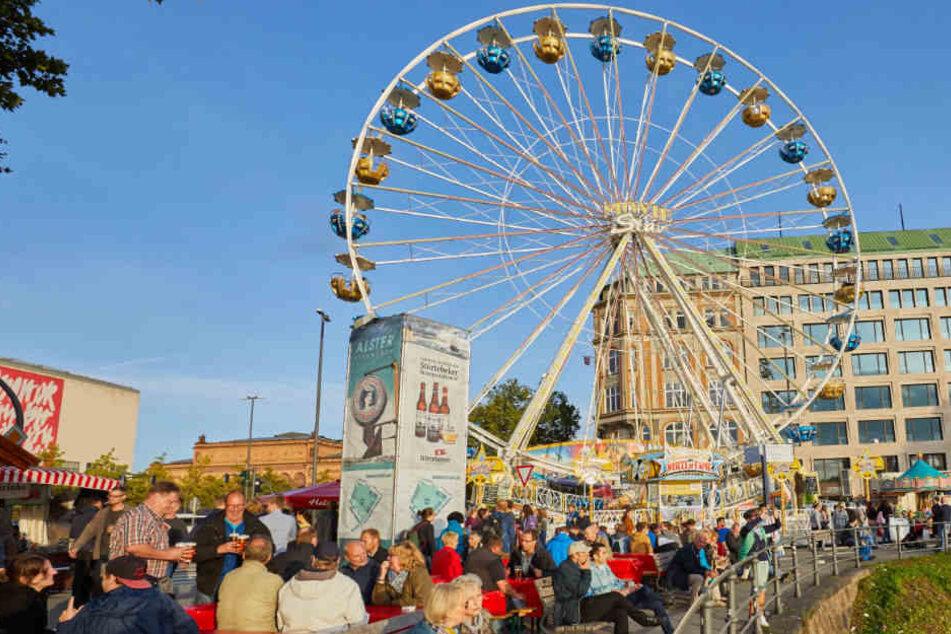 Das Alstervergnügen sorgt in Hamburg Jahr für Jahr für gute Laune.