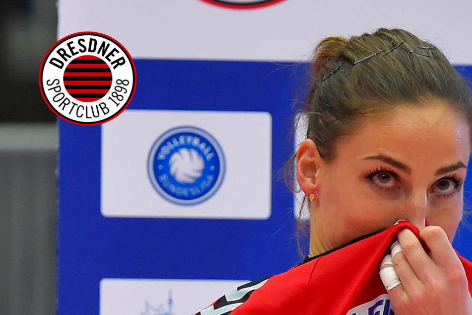 Emotionales DSC-Bundesliga-Duell: Strahlende Lena, Tränen bei Myrthe