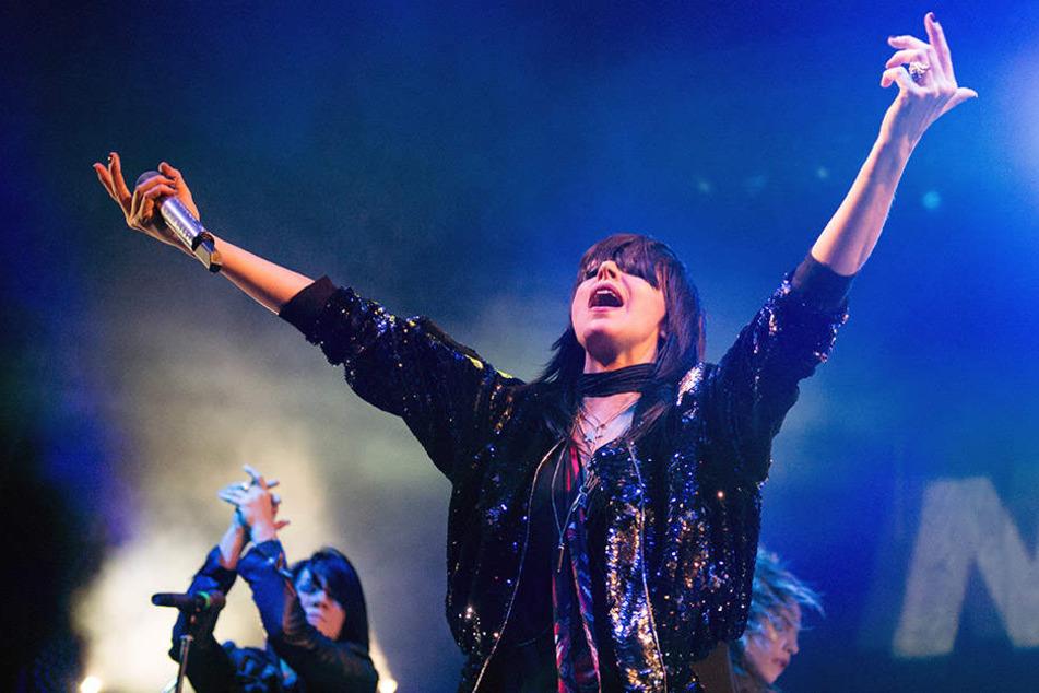 Nena gehört zu den erfolgreichsten deutschen Popmusikern. am 11. August kommt sie mit ihrem neuen Album auch nach Leipzig!