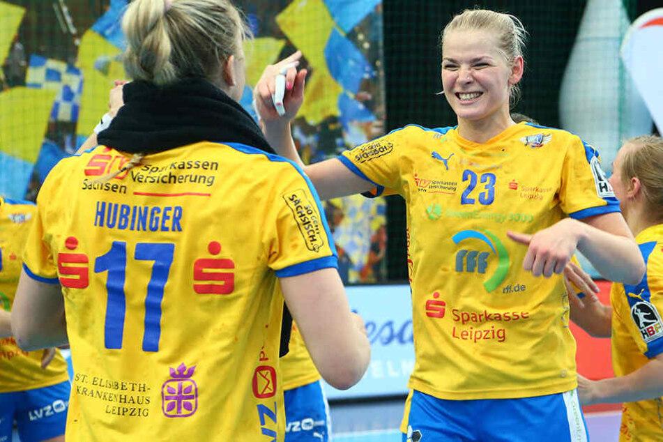 Nellingen verliert gegen HC Leipzig