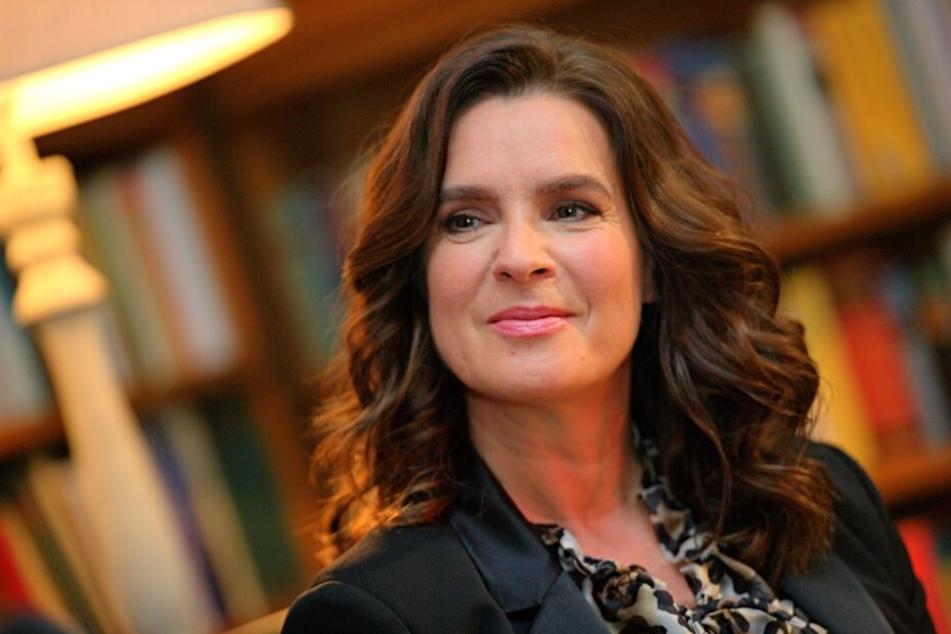 Katarina Witt will Chemnitz bei der Bewerbung um den Kulturhauptstadt-Titel helfen