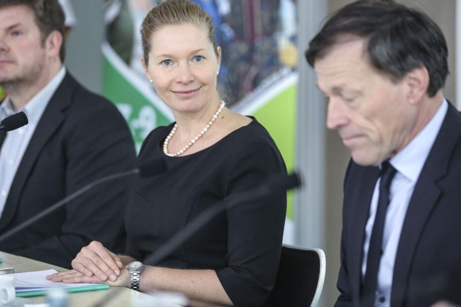 Torgaus Bürgermeisterin Romina Barth (36, CDU) sprach von erschütternden Vorfällen.
