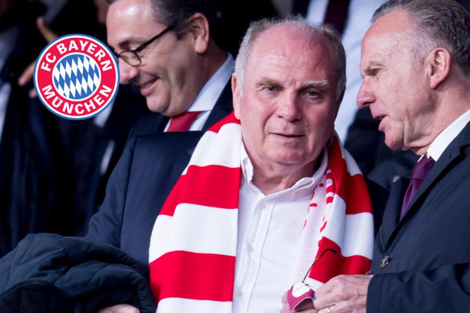 So reagiert das Netz auf den fragwürdigen Auftritt der Bayern-Bosse