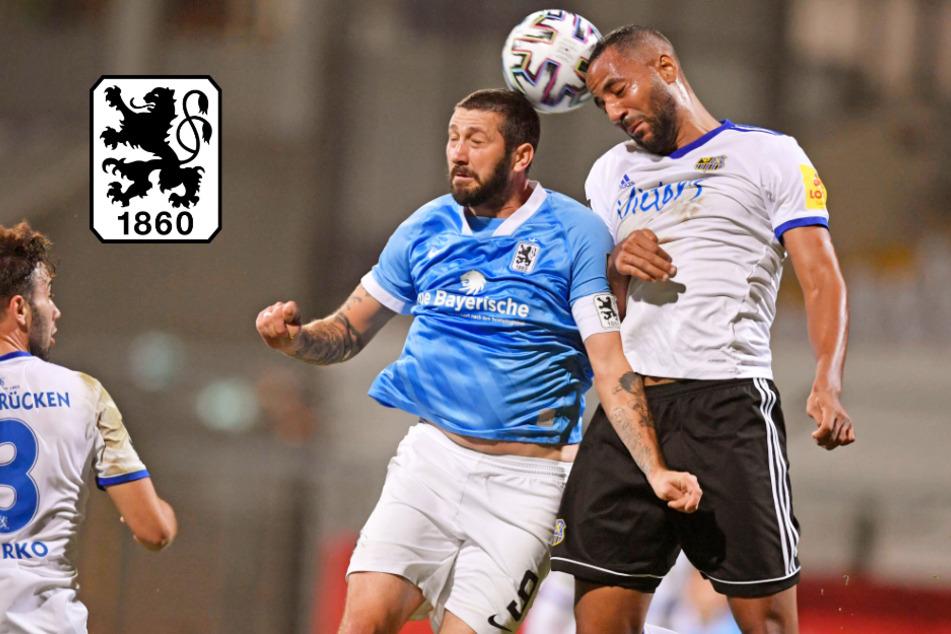 Nächster Löwen-Rückschlag! TSV 1860 unterliegt 1. FC Saarbrücken