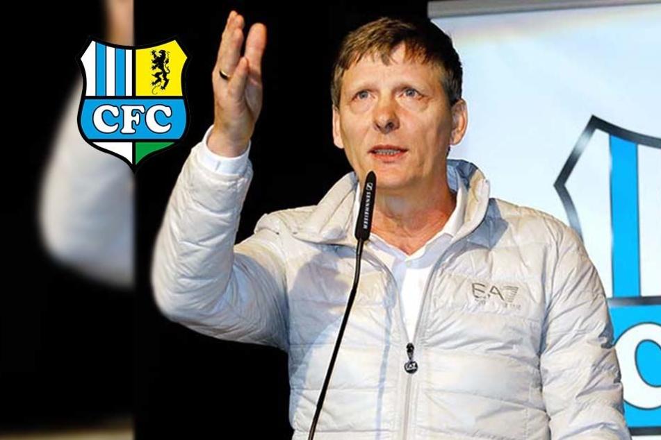 Razzia-Lüge beim CFC? Aufsichtsratschef Bauch lehnt Rücktritt ab!
