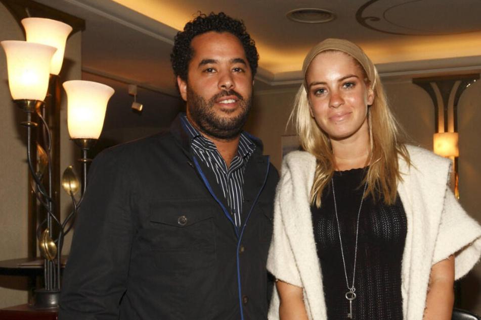 Foto aus glücklichen Tagen: Vier Jahre später waren Adel Tawil (l.) und Jasmin Tawil (r.) getrennt.