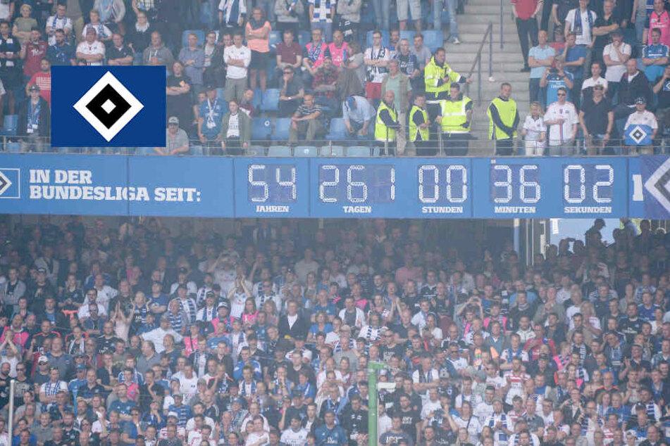 HSV: So sieht das Volksparkstadion jetzt nicht mehr aus