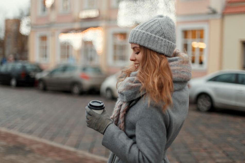 Am Wochenende solltet Ihr Euch warm anziehen (Symbolbild).