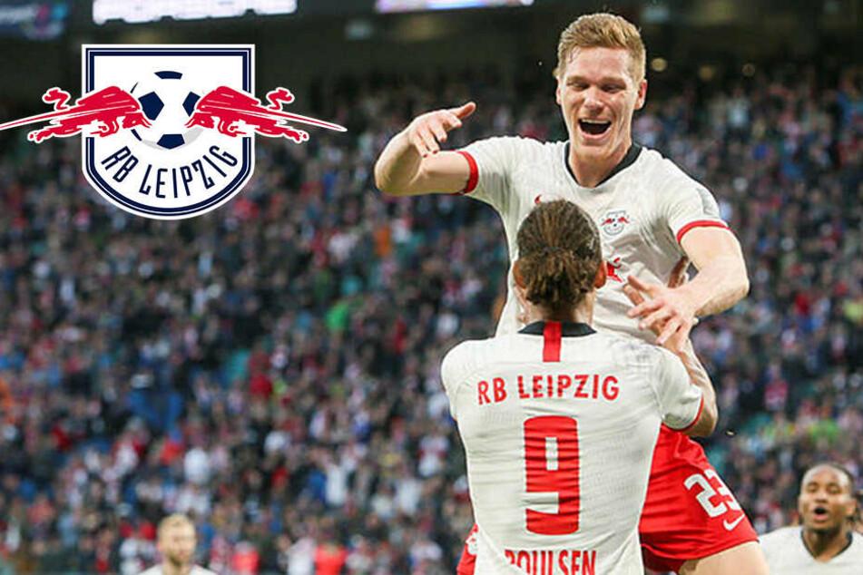 Historisches 8:0-Festival! RB Leipzig versenkt auch Mainz 05