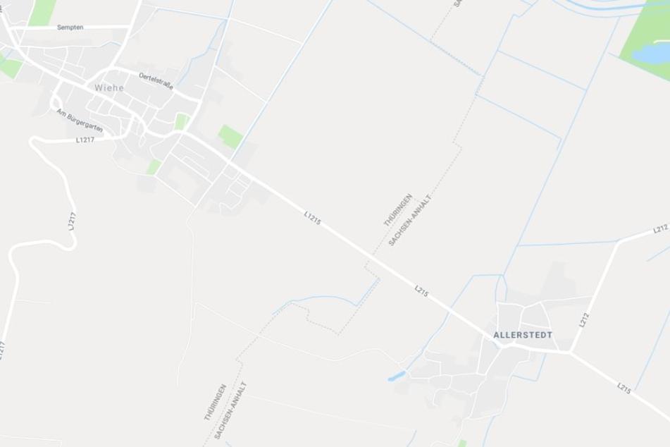Der Ort des tragischen Geschehens auf Google Maps.