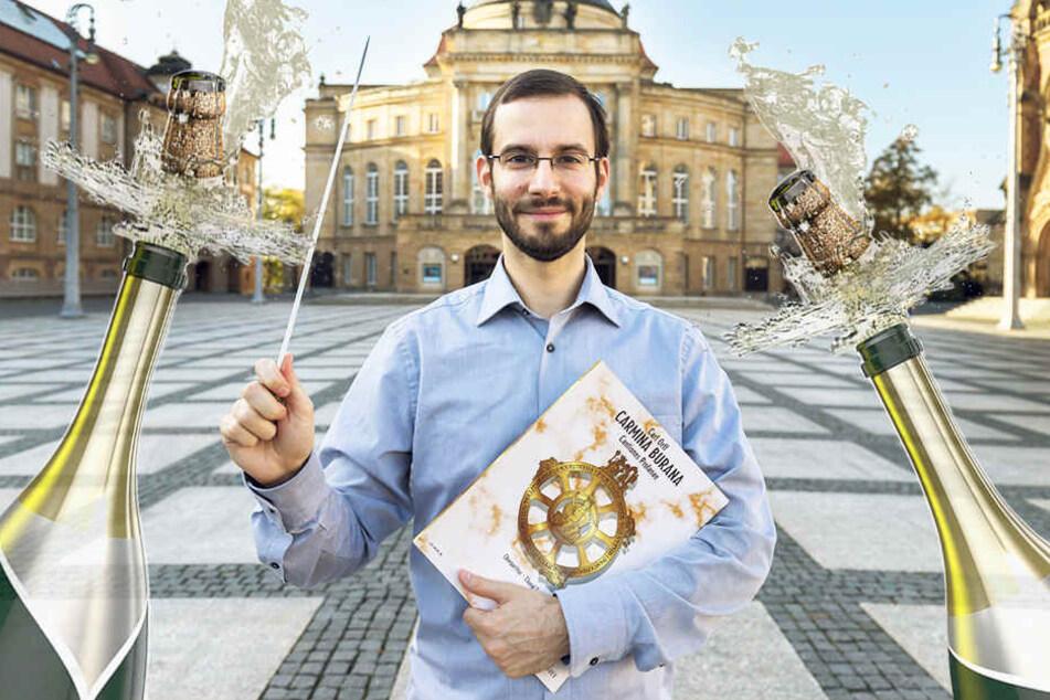 Der Countdown läuft! Sonntag knallen die ersten Korken zur 875-Jahr-Feier