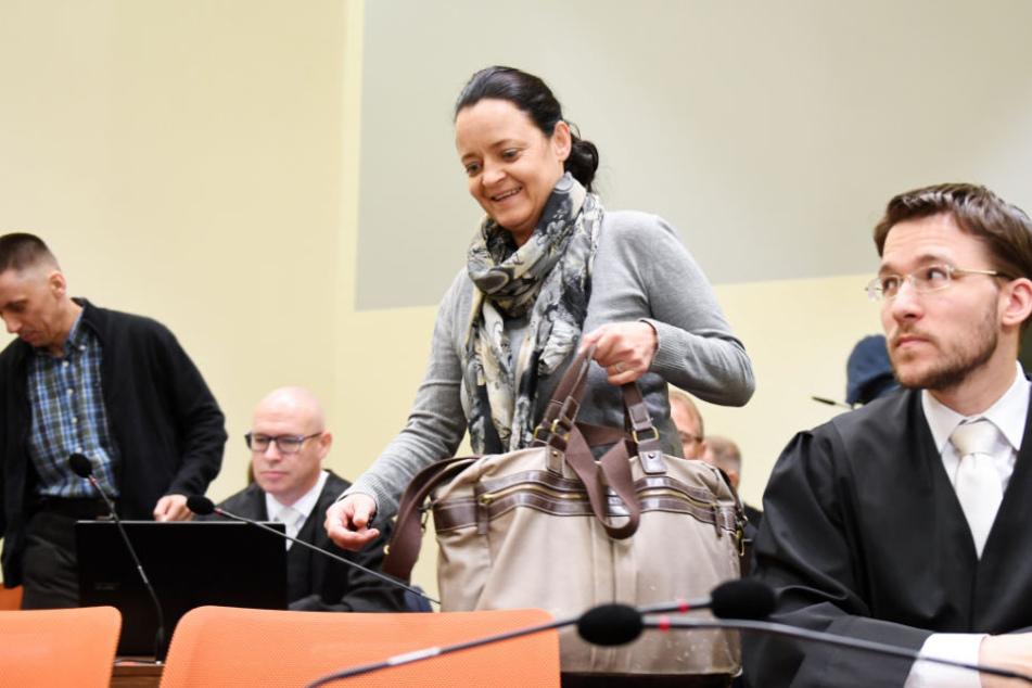 Zschäpes Anwältin Anja Sturm hat sich krank gemeldet.