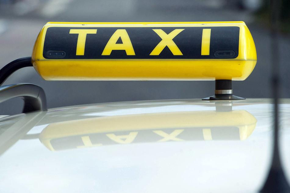 Das Flirtpotenzial schätzen die Sachsen in Zug und S-Bahn zwar höher, aber ein Taxi tut es zur Not auch.