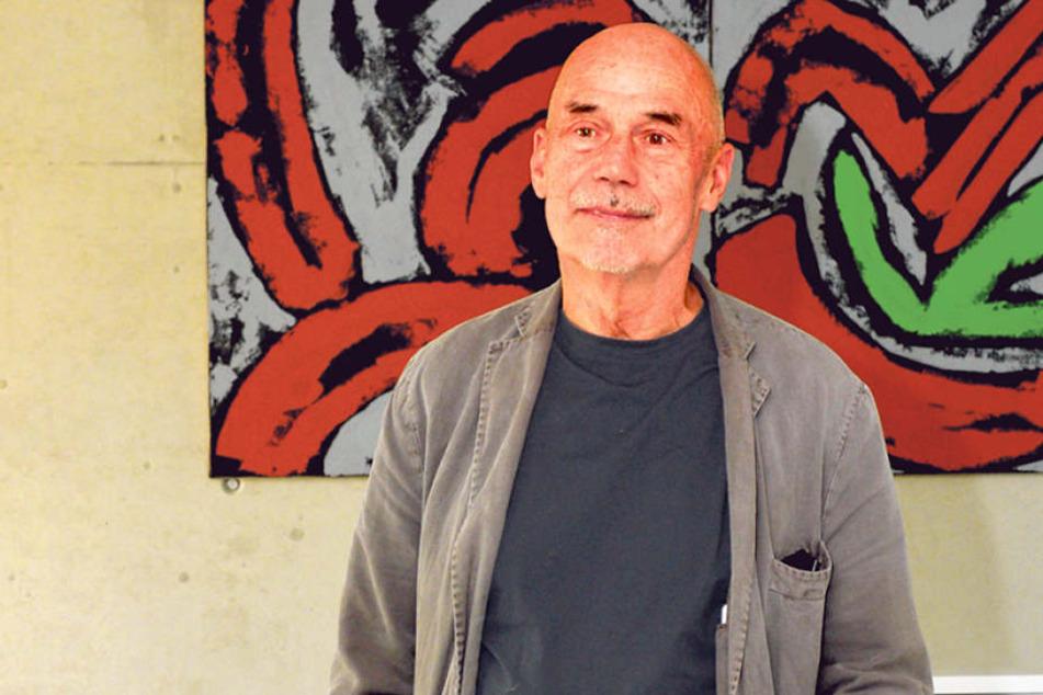 Mit 79 Jahren ist Peter Kulka noch immer einer der gefragtesten Architekten  Deutschlands.