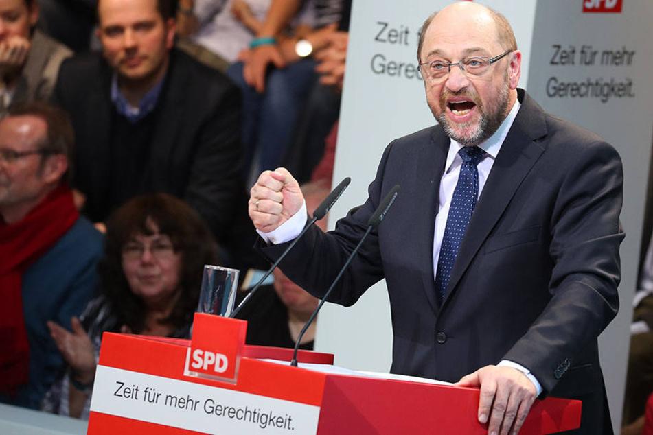 Martin Schulz (61) ist seit letzter Woche Kanzlerkandidat der SPD.