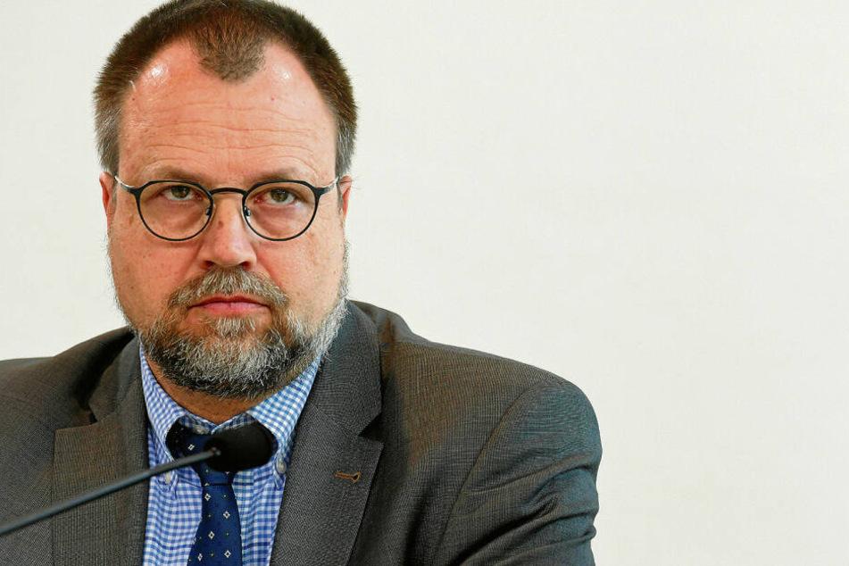 Rechnungshofdirektor Stefan Rix (55).