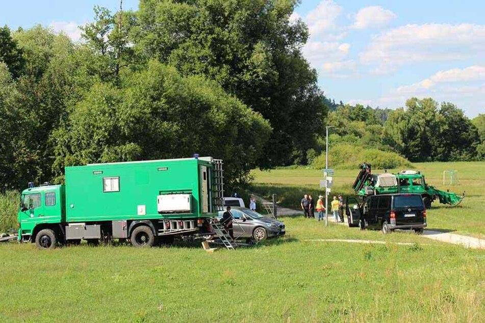 Auch in Bayern suchte die Polizei nach der vermissten Tramperin Sophia L.