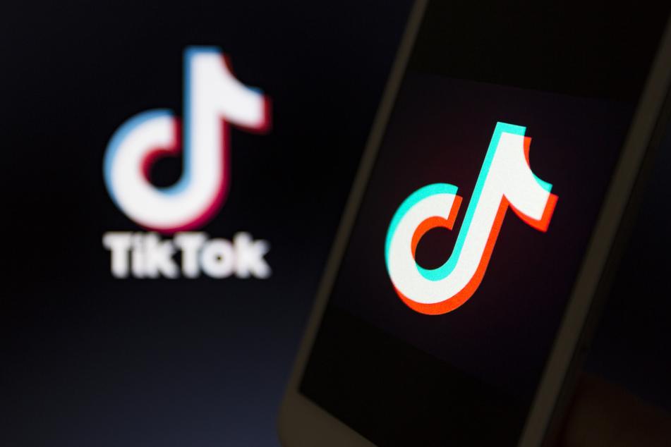 Das Logo der chinesischen App TikTok. Sie zählt inzwischen zu den meistgenutztesten Social-Media-Apps weltweit.
