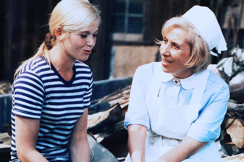 """Mit Bezug auf den Defa-Film """"Schwester Agnes"""" von 1975 nannte man unlängst ein Gemeindeschwester-Modellprojekt in Leipzig """"AGnES""""."""