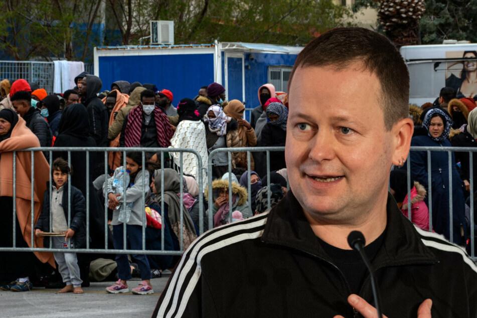 Flüchtlinge in Eigenregie nach Berlin? Vize-Bürgermeister Lederer spricht Klartext