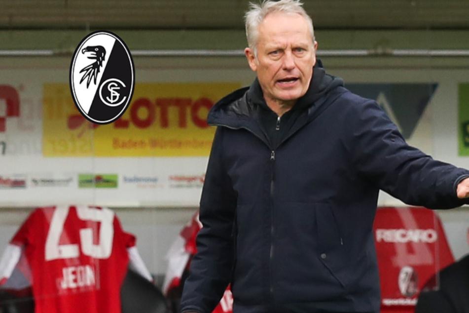 """Freiburg-Trainer Christian Streich liest Profi wegen """"naiven"""" Verhaltens die Leviten!"""
