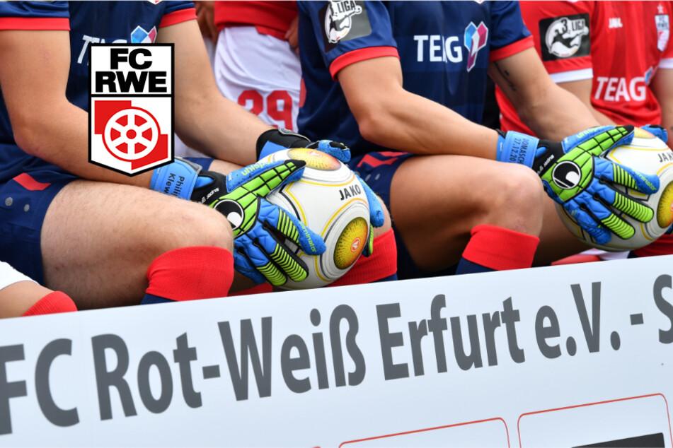Unbelehrbar! Co-Trainer von Rot-Weiß Erfurt rassistisch angefeindet!