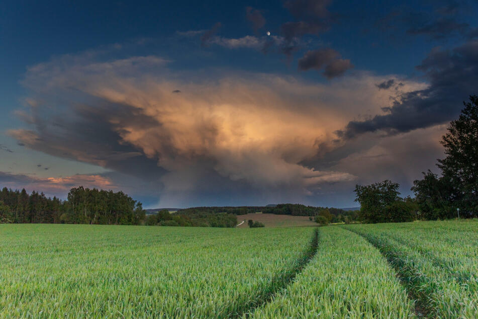 Gewitter, Sturm, Regen und ein bisschen Sonne: An diesem Wochenende ist alles dabei