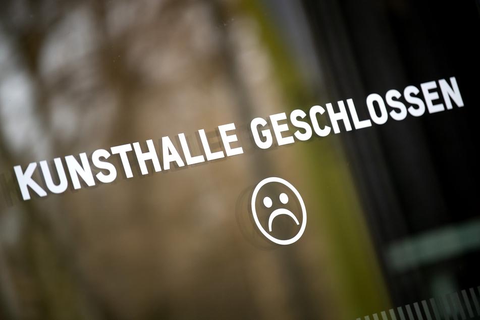 Auch die Kunsthalle Bremen hat geschlossen.