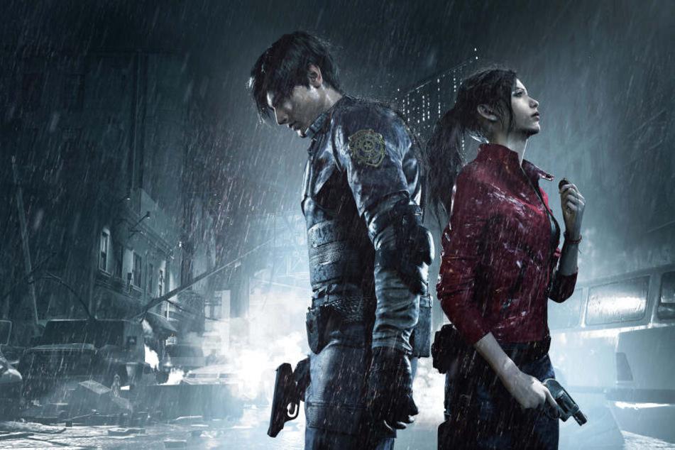 """Mit """"Resident Evil 2"""" lieferte Capcom Anfang des Jahres die langersehnte Neuauflage des Survival-Horror-Klassikers."""