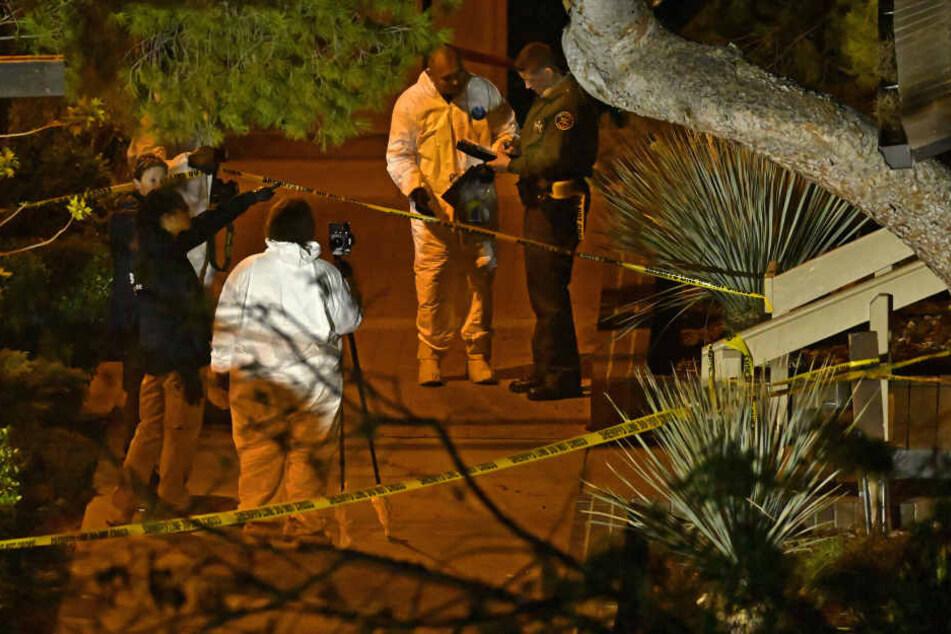 Insgesamt zwölf Menschen tötete der Attentäter.
