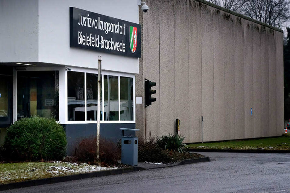 Auch die JVA Bielefeld-Brackwede zählt zu der Gefängnisauswertung.