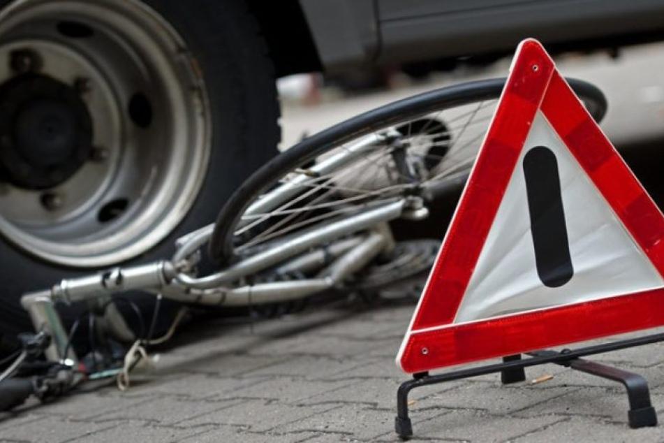 in Sattelzug hat einen Radfahrer in Saarbrücken zu Tode geschleift (Symbolbild).