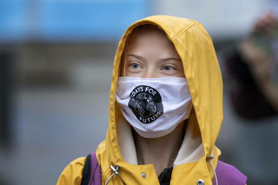 The 17-year-old activist is known as the face of the youth climate movement.