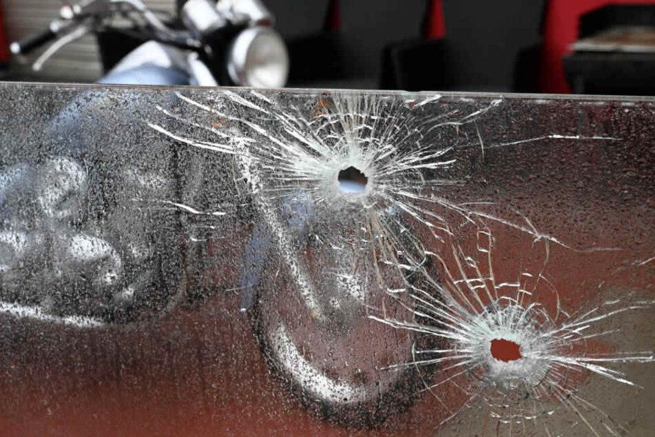 Schüsse in Köln: Polizei sieht Streit im Rocker-Milieu