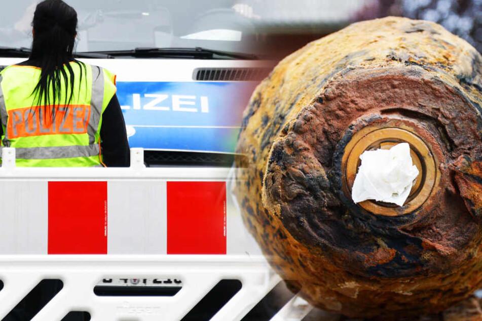 7000 Menschen evakuiert: Fliegerbombe in Neuruppin muss gesprengt werden