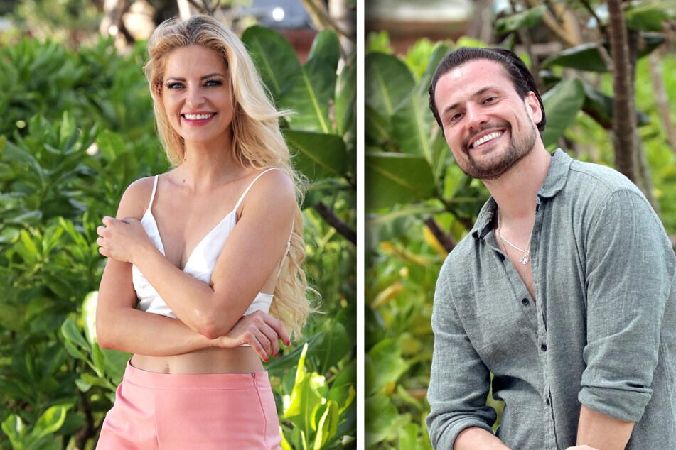 """Xenia Prinzessin von Sachsen (35) und Rocco Stark (35) sind die letzten Neuen bei """"Kampf der Realitystars""""."""