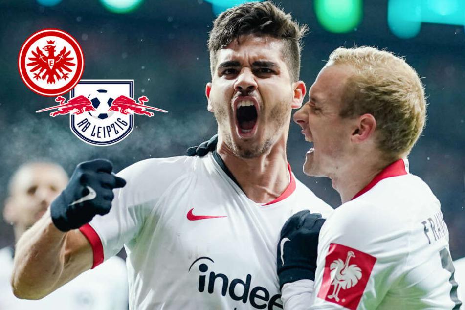 Pokal-Überraschung! Eintracht Frankfurt haut RB Leipzig raus